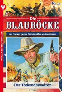 Cover Die Blauröcke 14 – Western