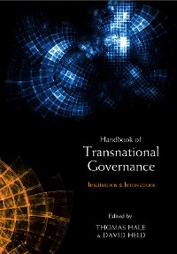 Cover The Handbook of Transnational Governance