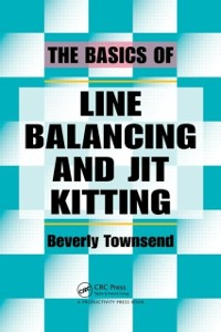 Cover Basics of Line Balancing and JIT Kitting