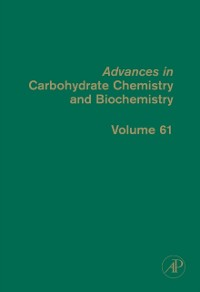 Cover Advances in Carbohydrate Chemistry and Biochemistry
