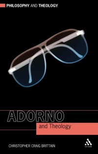 Cover Adorno and Theology