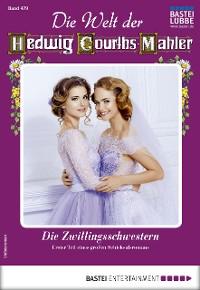 Cover Die Welt der Hedwig Courths-Mahler 479 - Liebesroman