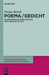 Cover Poema / Gedicht
