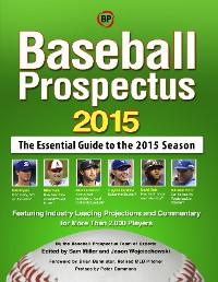 Cover Baseball Prospectus 2015
