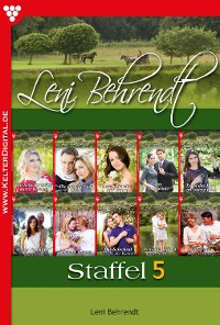 Cover Leni Behrendt Staffel 5 - Liebesroman