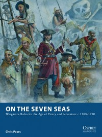 Cover On the Seven Seas