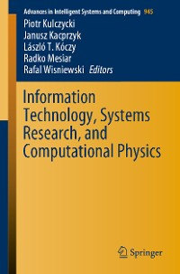 Cover Information Technology, Systems Research, and Computational Physics