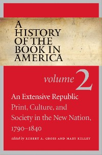 Cover A History of the Book in America