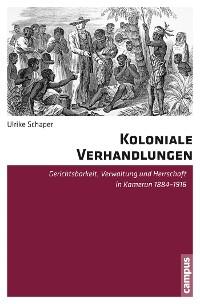 Cover Koloniale Verhandlungen