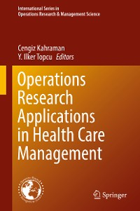 Cover Operations Research Applications in Health Care Management