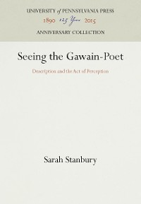 Cover Seeing the Gawain-Poet