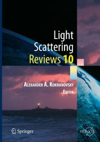 Cover Light Scattering Reviews 10