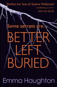 Cover Better Left Buried