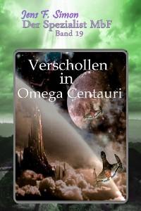 Cover Verschollen in Omega Centauri ( Der Spezialist MbF 19)