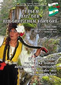 """Cover PERLEN AUS DER BULGARISCHEN FOKLORE"""" Siebter Teil"""