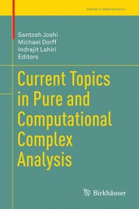 Cover Current Topics in Pure and Computational Complex Analysis