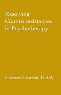 Cover Resolving Counterresistances In Psychotherapy