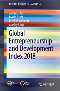 Cover Global Entrepreneurship and Development Index 2018