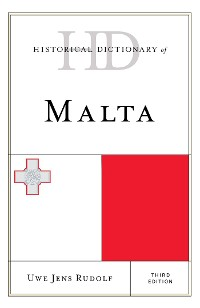 Cover Historical Dictionary of Malta