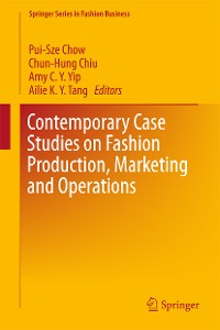 Cover Contemporary Case Studies on Fashion Production, Marketing and Operations