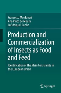 Cover Production and Commercialization of Insects as Food and Feed