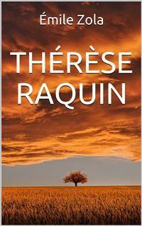 Cover Théreèse Raquin
