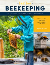 Cover First Time Beekeeping