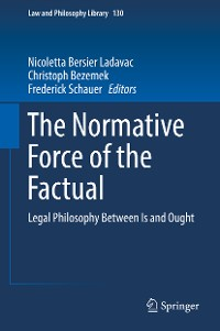 Cover The Normative Force of the Factual