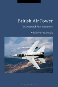 Cover British Air Power