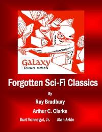 Cover Forgotten Sci-Fi Classics