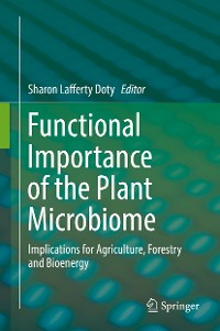 Cover Functional Importance of the Plant Microbiome