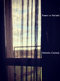 Cover Poems on the bed