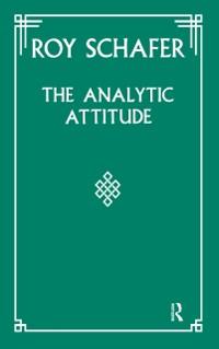 Cover Analytic Attitude