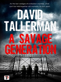 Cover A Savage Generation