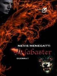 Cover Alabaster. Guerra I