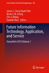 Cover Future Information Technology, Application, and Service