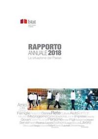 Cover Rapporto annuale 2018