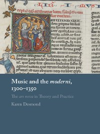 Cover Music and the moderni, 1300–1350