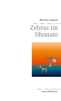 Cover Zebras im Sfumato