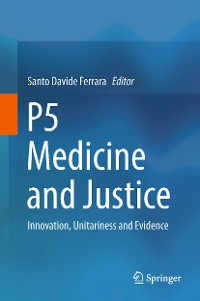 Cover P5  Medicine  and Justice