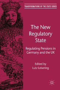 Cover The New Regulatory State