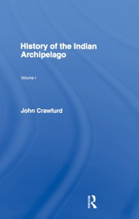 Cover History of the Indian Archipelago