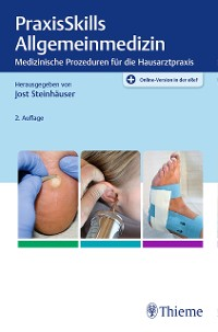 Cover PraxisSkills Allgemeinmedizin
