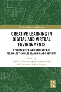 Cover Creative Learning in Digital and Virtual Environments