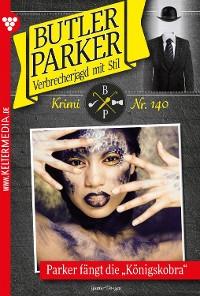 Cover Butler Parker 140 - Kriminalroman