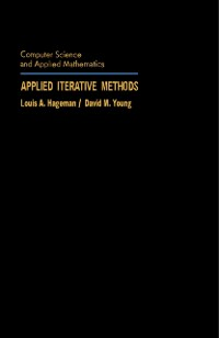 Cover Applied Iterative Methods