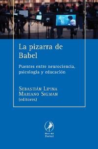 Cover La pizarra de Babel