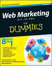 Cover Web Marketing All-in-One For Dummies