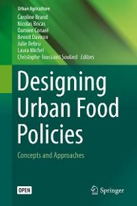 Cover Designing Urban Food Policies