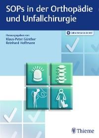 Cover SOPs in der Orthopädie und Unfallchirurgie